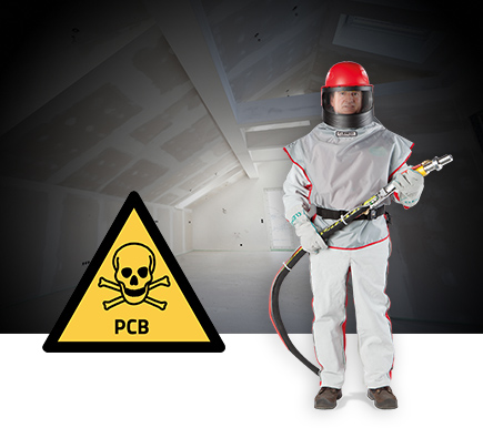 Anti-PCB Gebäudesanierung