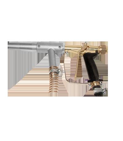 Clemco Power-Injektorstrahler ohne Wasseranschluss
