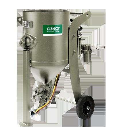 Clemco Druckstrahlkessel SCW-2040 (100l)