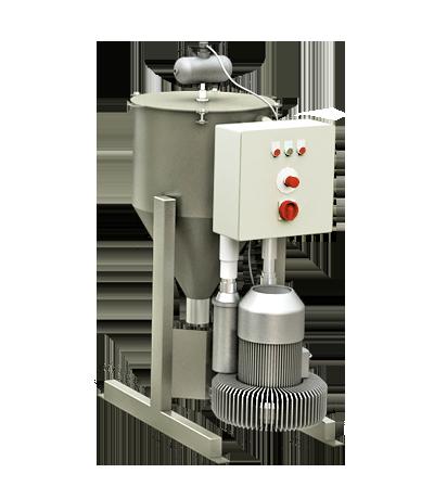 MB-220 E3 Vakuumsystem