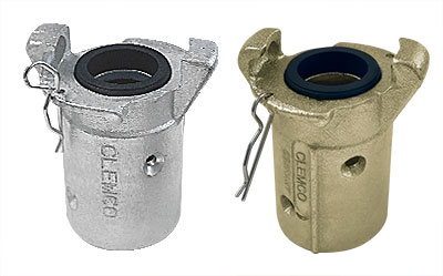Old and new CFT/CQT hose coupling