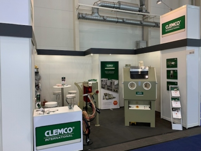 Clemco Nortec 2020 Exhibition