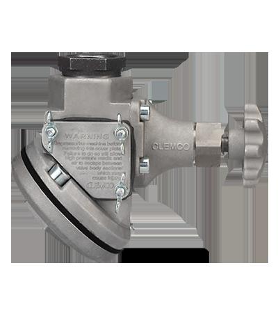 Quantum K metering valve