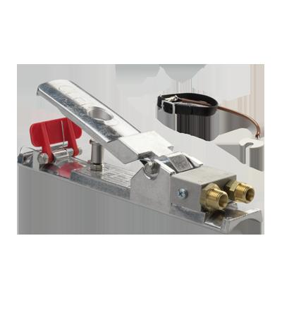 RLX-III Deadman handle with interlock