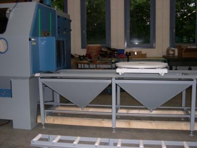 Blast Cabinet Roller Support (4)
