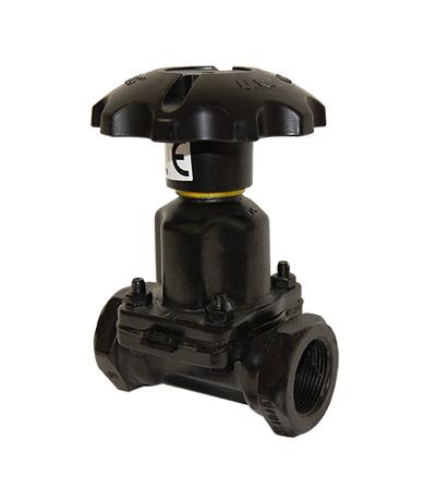 SA metering valve