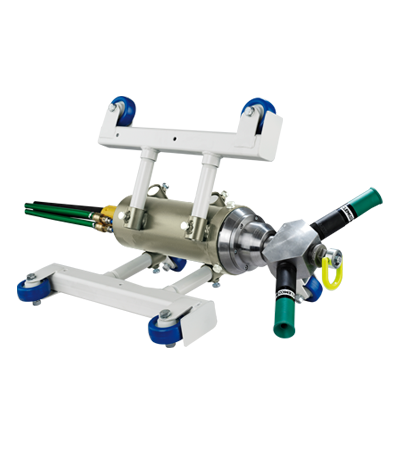 Inner pipe blast tool SPIN XL