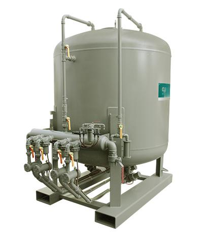 Big Clem - 4500l Bulk Blast Pot