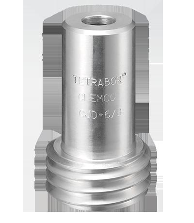Clemco Borcarbid Strahldüse (BC) mit Aluminiummantel