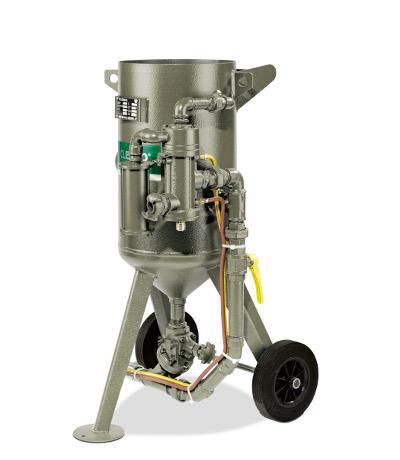 Clemco Druckstrahlkessel SCW-1440 (50l)