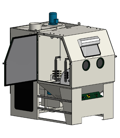 Pulsar VI Injector mit 6 Strahldüsen