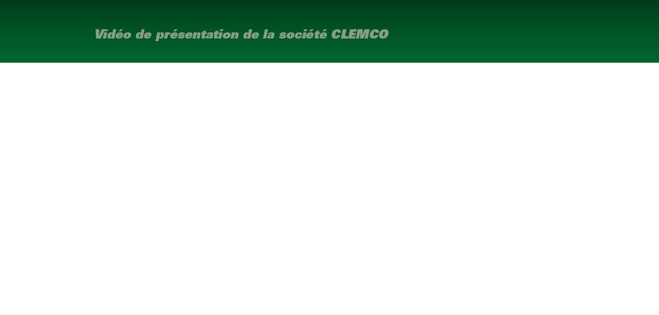<div class='carusel-title'><img src='/sites/default/modules/clemco/images/icon-film.svg'>Vidéo de présentation</div>